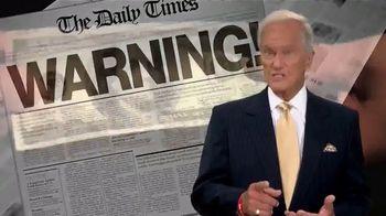 Swiss America TV Spot, 'The Secret War on Cash: Weapons of Cash Destruction' Featuring Pat Boone - Thumbnail 1