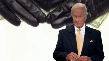 Swiss America TV Spot, 'The Secret War on Cash: Weapons of Cash Destruction' Featuring Pat Boone - Thumbnail 3