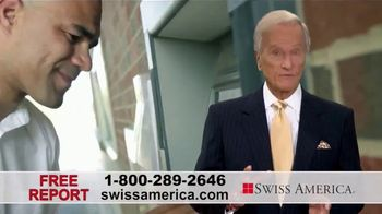 Swiss America TV Spot, 'The Secret War on Cash: Weapons of Cash Destruction' Featuring Pat Boone - Thumbnail 5