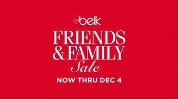 Belk Friends & Family Sale TV Spot, '2018 Holidays: Invited: 30 Percent Off' - Thumbnail 2