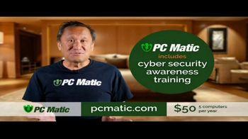 PCMatic.com TV Spot, 'Sleep Well' - Thumbnail 6