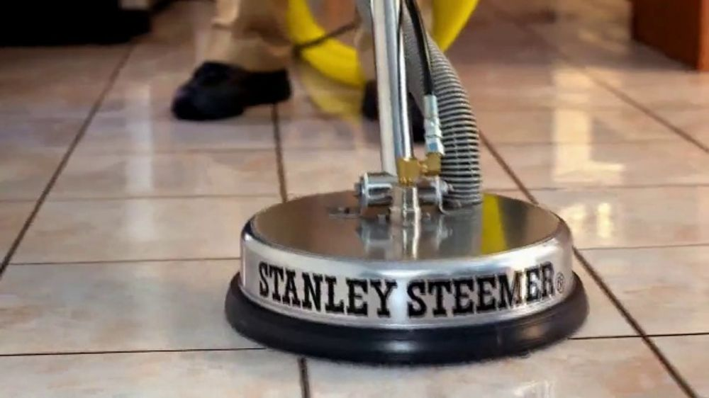Stanley Steemer Tile Cleaning Special Tv Commercial For