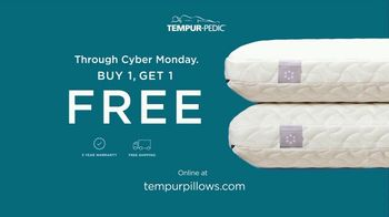 Tempur-Pedic TEMPUR-Cloud Pillow TV Spot, 'Black Friday: Like Magic' - Thumbnail 10