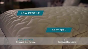 Tempur-Pedic TEMPUR-Cloud Pillow TV Spot, 'Black Friday: Like Magic' - Thumbnail 7