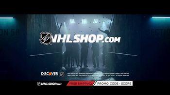 NHL Shop TV Spot, 'Gearing Up' - Thumbnail 10