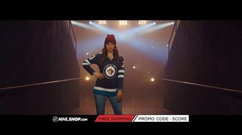 NHL Shop TV Spot, 'Gearing Up' - 2387 commercial airings
