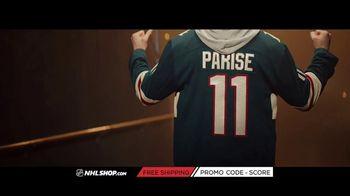 NHL Shop TV Spot, 'Gearing Up' - Thumbnail 8