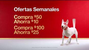 Target TV Spot, 'Ofertas semanales: juguetes' [Spanish] - 156 commercial airings
