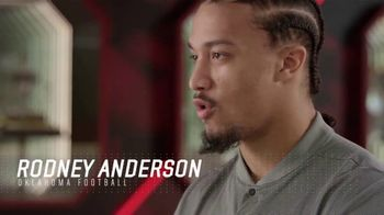 Big 12 Conference TV Spot, 'Champions for Life: Rodney Anderson'