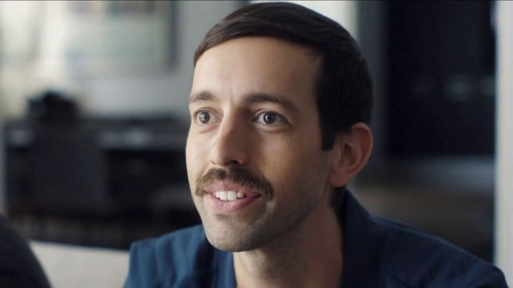 Samsung QLED 4K TV TV Commercial, 'The Face of a Man Who Needs to Sneeze'