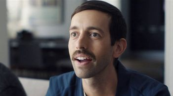 Samsung QLED 4K TV TV Spot, 'The Face of a Man Who Needs to Sneeze' - Thumbnail 1