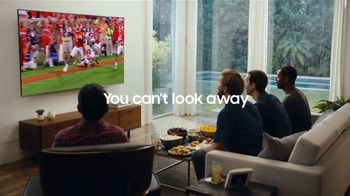 Samsung QLED 4K TV TV Spot, 'The Face of a Man Who Needs to Sneeze' - Thumbnail 6