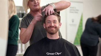 Great Clips TV Spot, 'Every Time' - Thumbnail 5