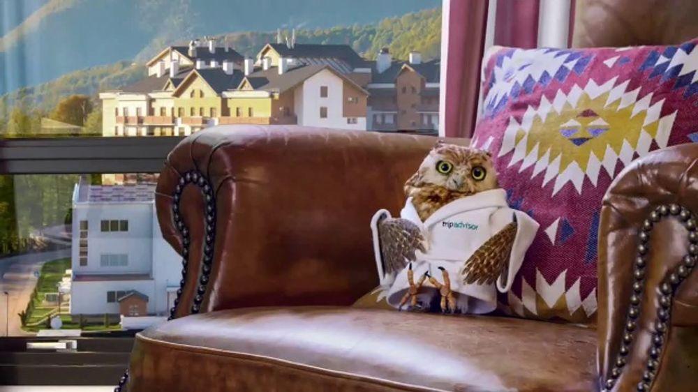 TripAdvisor TV Commercial, 'Take It Easy'