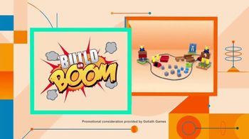Build or Boom TV Spot, 'Nickelodeon Now and Wow: Blast Your Opponents' - Thumbnail 8