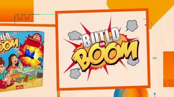 Build or Boom TV Spot, 'Nickelodeon Now and Wow: Blast Your Opponents' - Thumbnail 2