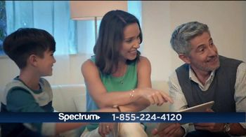Spectrum Mi Plan Latino TV Spot, 'El poder del Internet' con Gaby Espino [Spanish] - Thumbnail 6