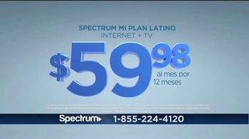 Spectrum Mi Plan Latino TV Spot, 'El poder del Internet' con Gaby Espino [Spanish] - Thumbnail 9