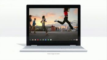 Google Pixelbook TV Spot, 'High Performance: YouTube TV'
