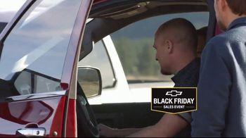 Chevrolet Black Friday Sales Event TV Spot, 'Everyone's Excited: Award-Winning' [T2] - Thumbnail 4