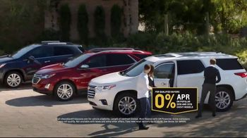 Chevrolet Black Friday Sales Event TV Spot, 'Everyone's Excited: Award-Winning' [T2] - Thumbnail 5