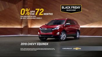 Chevrolet Black Friday Sales Event TV Spot, 'Everyone's Excited: Award-Winning' [T2] - Thumbnail 7