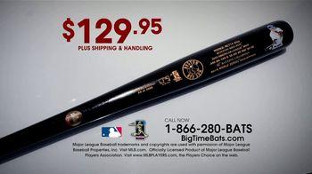 Big Time Bats Mookie Betts Limited Edition MVP Art Bat TV Spot, '2018 Most Valuable Player'