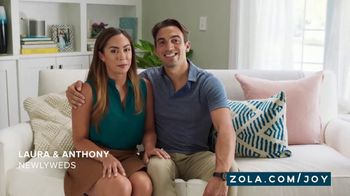 Zola TV Spot, 'We Loved Our Website'