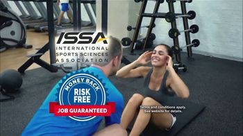 International Sports Science Association TV Spot, 'Money-Making Fitness Career'