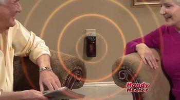 Handy Heater TV Spot, 'Cozy Places'