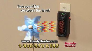 Handy Heater TV Spot, 'Cozy Places' - Thumbnail 6