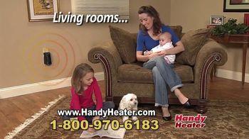 Handy Heater TV Spot, 'Cozy Places' - Thumbnail 7