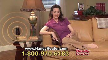 Handy Heater TV Spot, 'Cozy Places' - Thumbnail 8