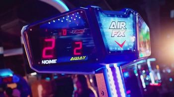 Dave and Buster's Power Hour TV Spot, 'All-You-Can-Play Video Games'