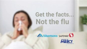 Albertsons TV Spot, 'Get the Facts Not the Flu' - Thumbnail 5