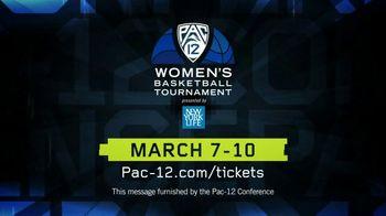 Pac-12 Conference TV Spot, '2019 Women's Basketball Tournament' - Thumbnail 10