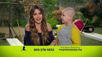 St. Jude Children's Research Hospital TV Spot, 'Lo que es importante' con Sofia Vergara [Spanish] - 41 commercial airings