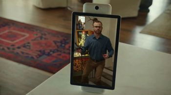 Portal from Facebook TV Spot, 'Empty Nesters' Featuring Howie Long, Terry Bradshaw - Thumbnail 6