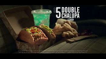 Taco Bell $5 Double Chalupa Box TV Spot, 'Safety First' - Thumbnail 8