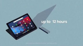 Google Pixel Slate TV Spot, 'Meet the Pixel Slate' Song by Atomic Drum Assembly - Thumbnail 7