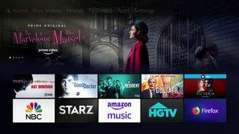 Amazon Fire TV TV Spot, 'Accent: Hell's Kitchen' - Thumbnail 1