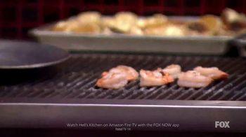 Amazon Fire TV TV Spot, 'Accent: Hell's Kitchen' - Thumbnail 4