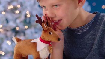 Elf Pets TV Spot, 'Santa's Cuddly Helpers'