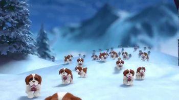 Elf Pets TV Spot, 'Santa's Cuddly Helpers' - Thumbnail 2