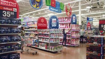 Walmart TV Spot, 'Los precios bajos nunca se detienen' canción de Lynda [Spanish]