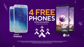 Metro by T-Mobile TV Spot, 'Holiday Gifts' Song by Usher