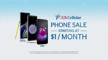 U.S. Cellular Phone Sale TV Spot, 'Phones Starting at One Dollar' - Thumbnail 9