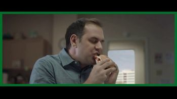 Subway Ultimate Cheesy Garlic Bread TV Spot, 'An Out-of-Sandwich Experience' - Thumbnail 2