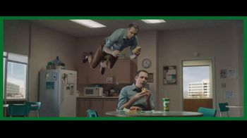 Subway Ultimate Cheesy Garlic Bread TV Spot, 'An Out-of-Sandwich Experience' - Thumbnail 3