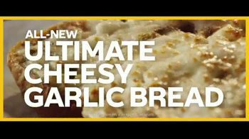 Subway Ultimate Cheesy Garlic Bread TV Spot, 'An Out-of-Sandwich Experience' - Thumbnail 7